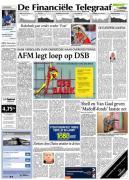 AFM legt loep op DSB