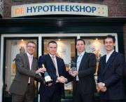 Cardif geeft Hypotheekshop Klantbeleving Award