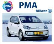 Kans op gratis Volkswagen Up bij een PMA verzekering