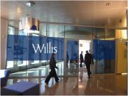 Omzet valt terug bij Willis Nederland