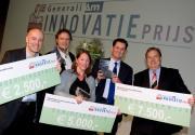 Inschrijving Innovatieprijs 2013 van start