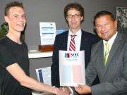 Almeerder sluit eerste NIBC Direct Hypotheek
