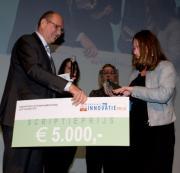 € 5.000 voor beste scriptie over innovatie binnen de financiële dienstverlening
