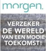 Nieuwe online 'goede doelen-verzekeraar' Morgen Verzekert