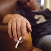 Minder schade door sigaretten