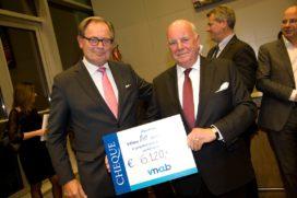 VNAB benoemt Rolf van der Wal tot erelid