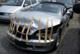Helft minder autoschades door zachte winter