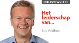 Bob Veldhuis: 'Met alleen ja-knikkers kom je niet verder'