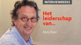 Kees Boer: 'Doorpakken op momenten van de waarheid'