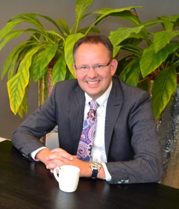 Bernard-Paul Hakkenberg nieuwe commercieel directeur AFAS