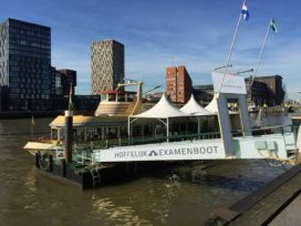 Hoffelijk introduceert Examenboot
