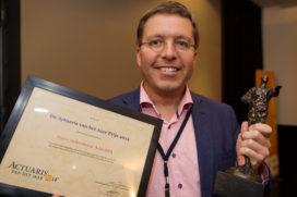 Falco Valkenburg verkozen tot Actuaris van het Jaar