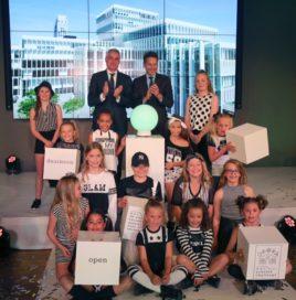 Jos Baeten: 'Het nieuwe ASR-kantoor staat voor de transformatie die we doormaakten'