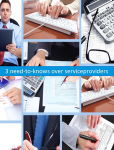 3 need-to-knows over serviceproviders