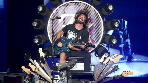 Foo Fighters schikt met Lloyd's over gecancelde shows