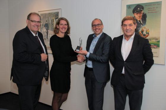 Intermediair verkiest Stad Holland als beste