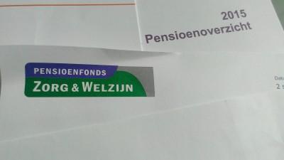 Pensioenfonds Zorg en Welzijn stuurt verkeerde UPO's