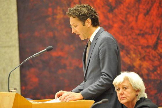 CFD bereikt doel: vragen provisieverbod komen aan bij Dijsselbloem