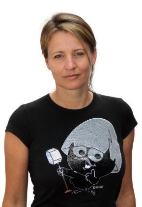 Karen Romme: 'Ik geloof niet in de gunfactor'