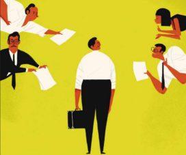 CFD, OvFD en Adfiz betogen eensgezind bij ministerie van Financiën
