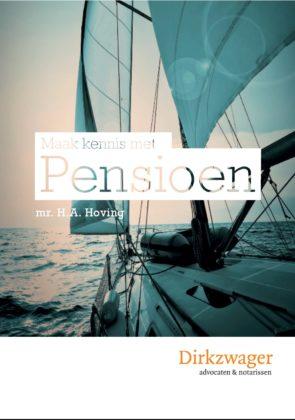 Maak kennis met pensioen