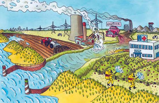 Structuring multinational insurance programmes: environmental risk