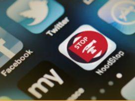 Taylor Mates ontwikkelt 'Noodstop'-app voor smartphones