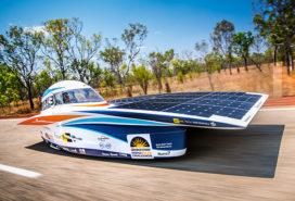Allianz sponsort de Nuna Solarrace en legt uit waarom