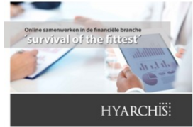 Hypotheekbranche koploper in online samenwerken met klant