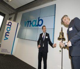 Wim Span is blij met het nieuwe VNAB kennis- en ontmoetingscentrum