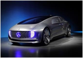 Zelfrijdende auto's? Onze toekomst!