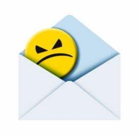 Brief van verzekeraar NN valt niet goed