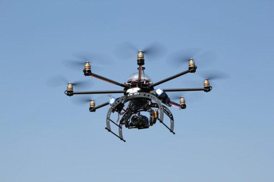 Verzekeraars waarschuwen voor inbrekers met drones