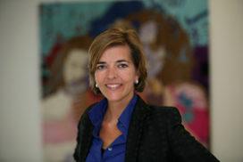 Fleur Dujardin gaat marktstrategie Delta Lloyd aanvoeren