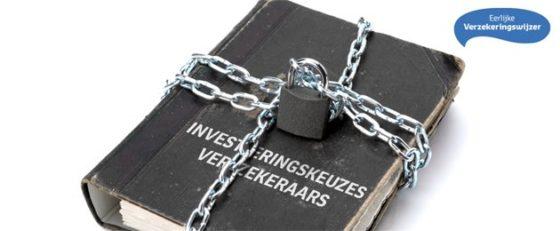 Levensverzekeraars niet open over investeringen