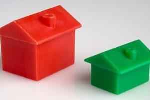 Huizenprijzen nog maar kleine stap verwijderd van piek tien jaar geleden