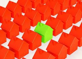Huizenprijzen stijgen weer, maar langzamer dan elders