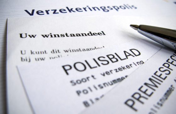 'Verzekeringskaarten' moeten klant meer duidelijkheid bieden over dekking