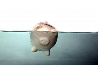 Banken bereiden zakelijke klanten voor: betalen voor hun deposito's
