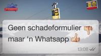 Ditzo breidt klantenservice uit met WhatsApp