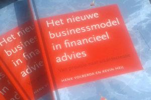 Boek Henk Volberda