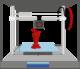 Attachment 3d printer 80x69
