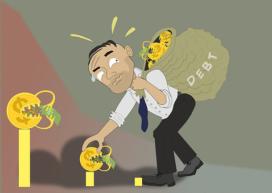 AFM: Nog altijd overkreditering bij consumptief krediet