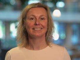 Topvrouw van het jaar Ingrid de Graaf (Aegon): 'Ik voel me vereerd'