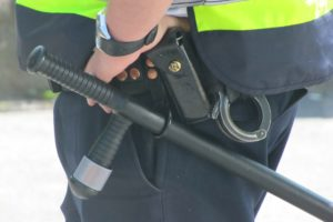 Man aangehouden voor bedreiging Interpolis