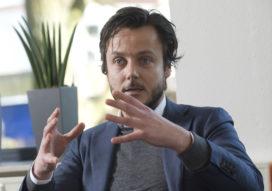 Innovatieprijs (3). Rogier van der Kooy Versteeg (Neerlandse): 'Op veel locaties is kans op overstroming stuk groter dan brand'
