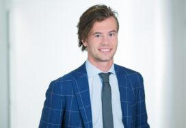 Kaj van Tetering (26): 'Enthousiaste jongeren moeten we binnenboord houden, zij gaan het bedrijf straks leiden'