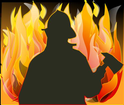 Verzekeraars en brandweer slaan alarm: helft bedrijven failliet na brand
