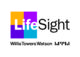 Lifesight logo new colour 80x57