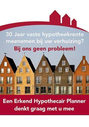 NVHP haakt met poster in op waarschuwing Eigen Huis